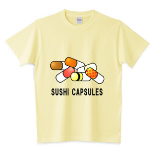 寿司カプセル盛り合わせ